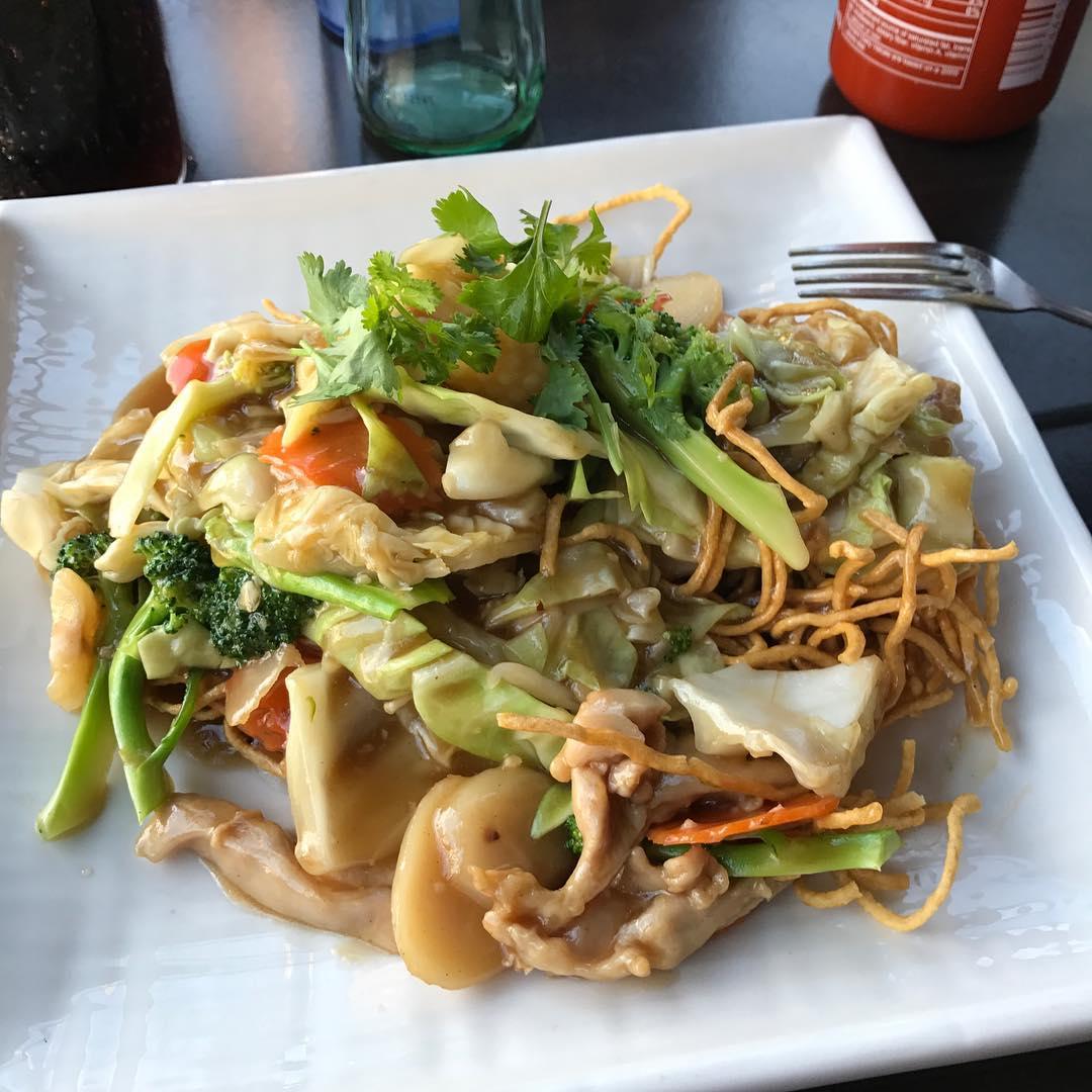Good Fast Asian Food In San Diego