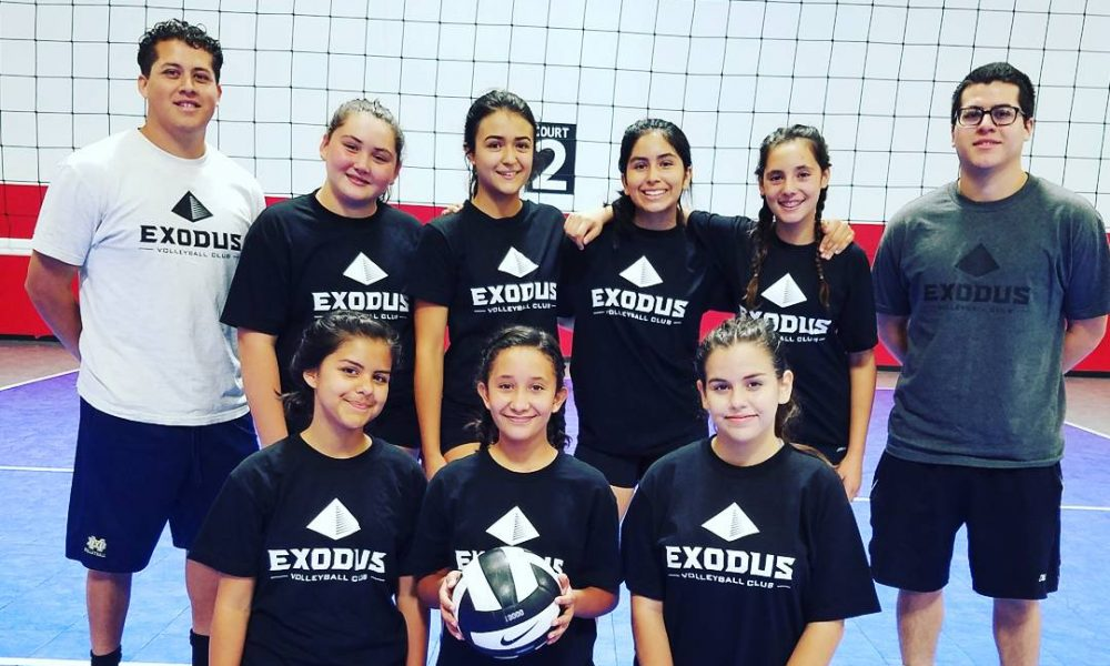 Meet Jesse Piña of Exodus Volleyball Club in Chula Vista - SDVoyager - San Diego