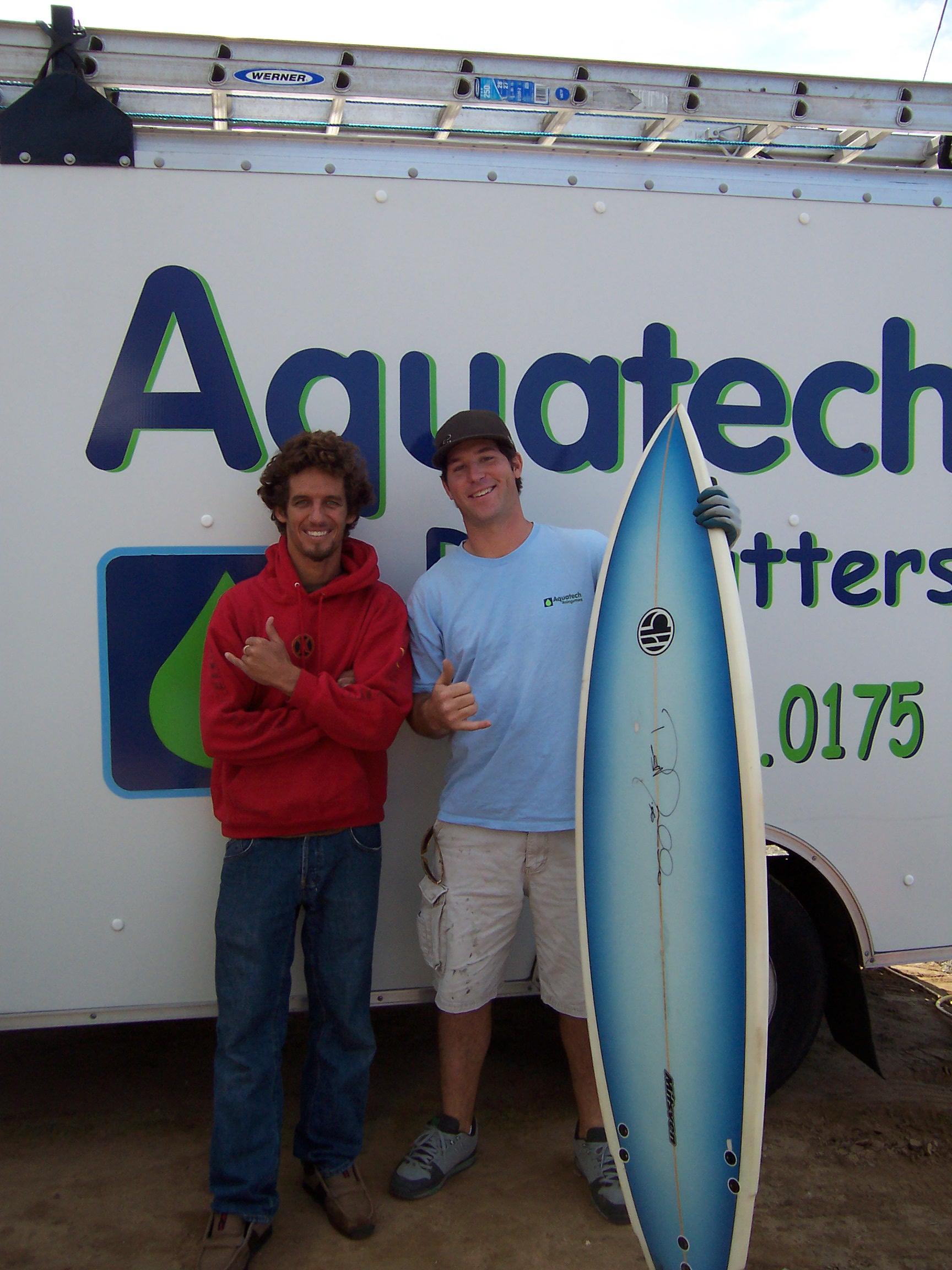 Meet Andrew Merrick Of Aquatech Raingutters And Soltech