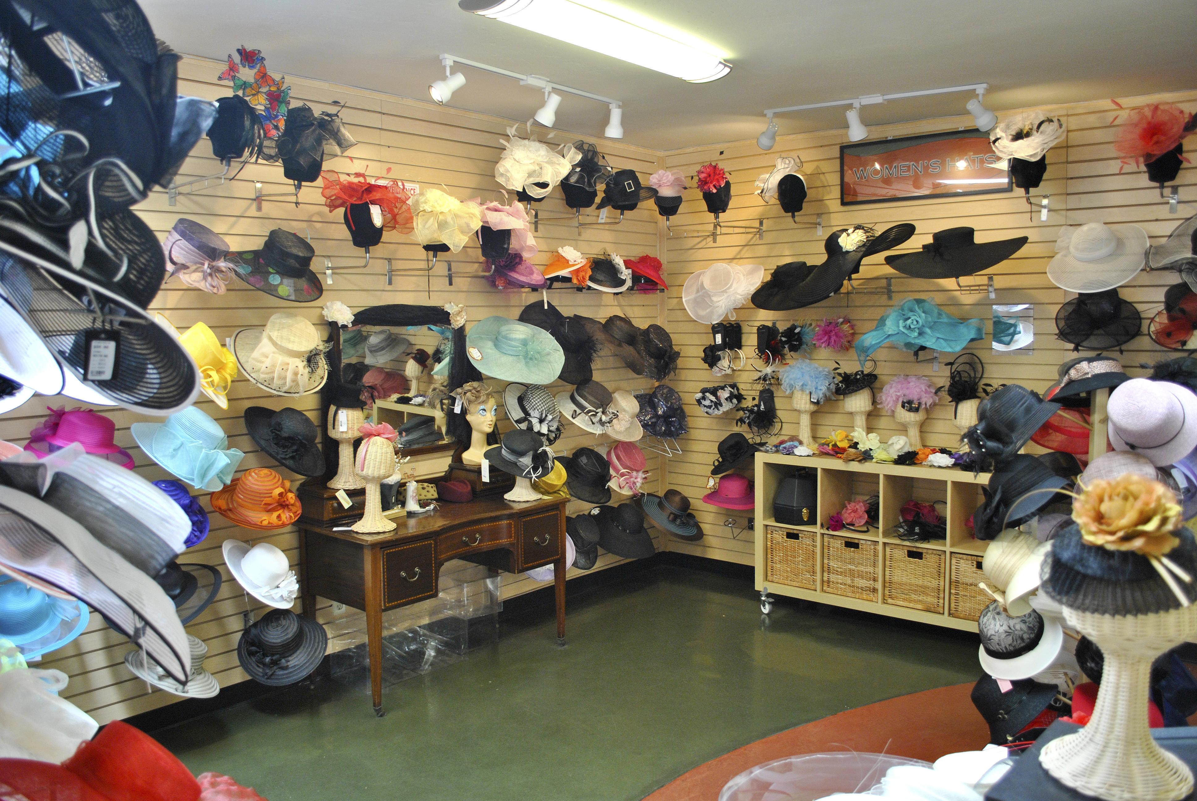 0304883c2abed Meet Tina Belinsky of Village Hat Shop - SDVoyager - San Diego