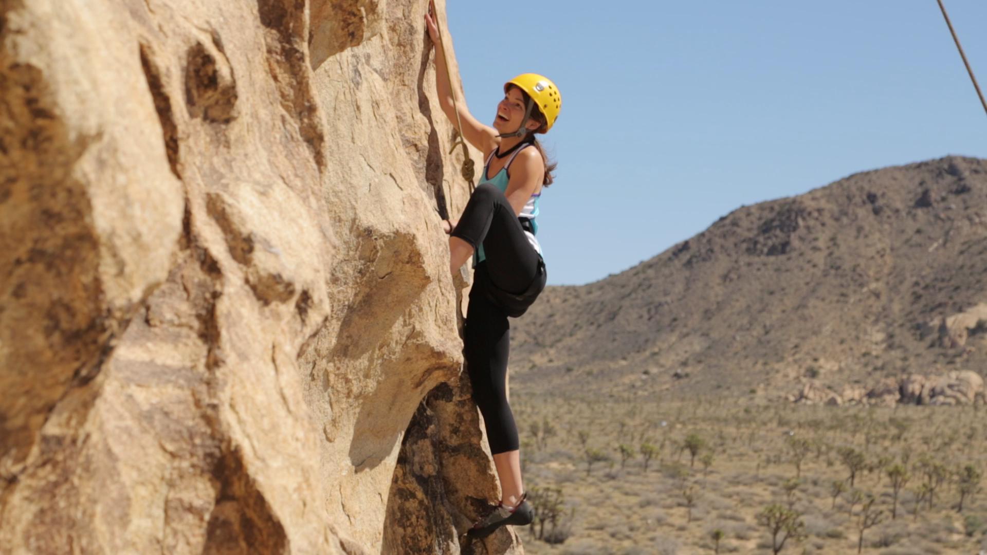 Meet Fabi Chillino Of Chillino Rock Climbing In Ocean