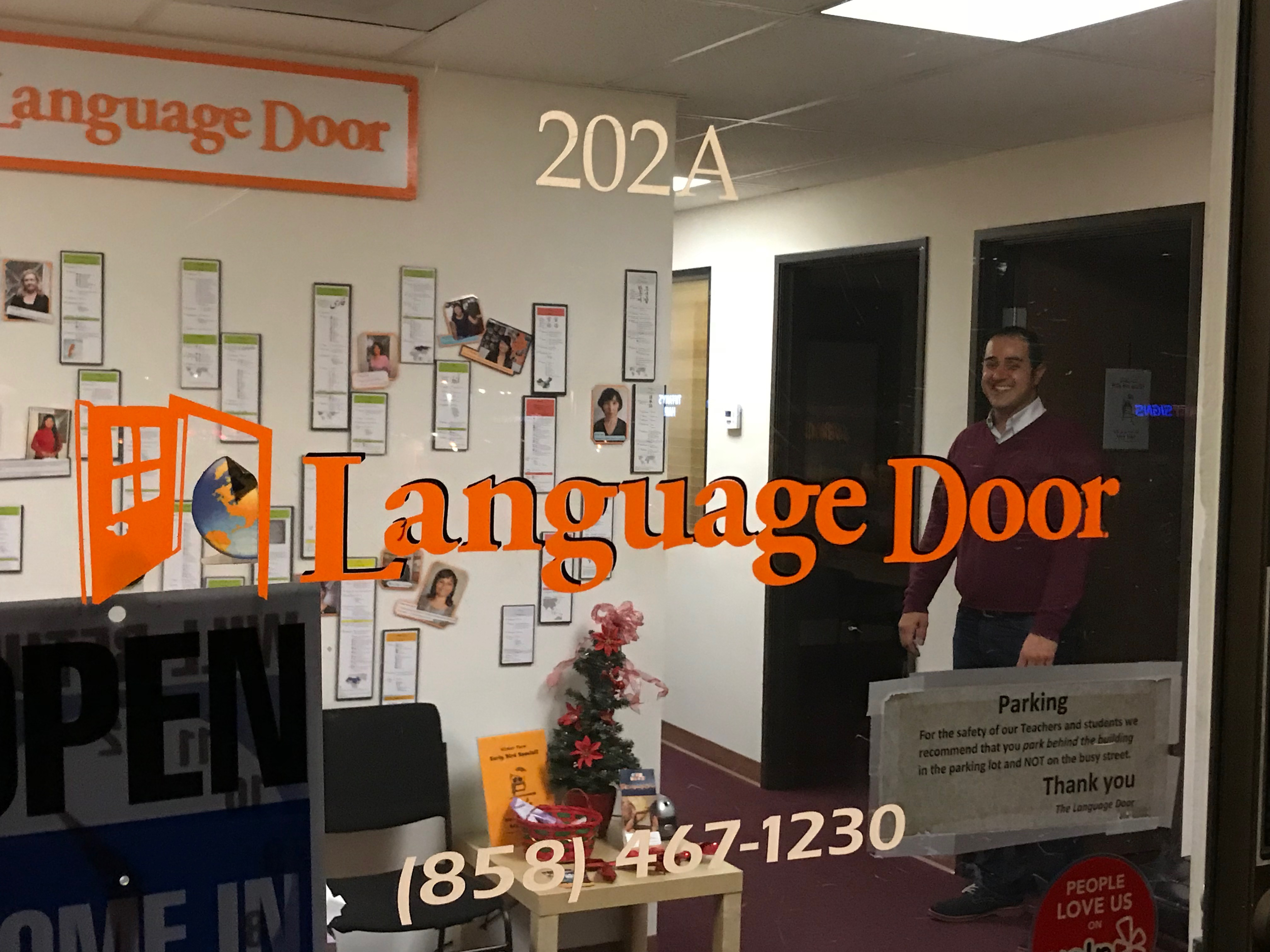 Getting in touch SDVoyager is built on recommendations from the community; it\u0027s how we uncover hidden gems so if you know someone who deserves recognition ... & Meet Natascha Dammann of Language Door - SDVoyager - San Diego