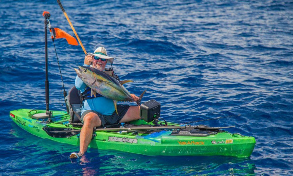 Meet jim sammons of la jolla kayak fishing in la jolla and for La jolla fishing