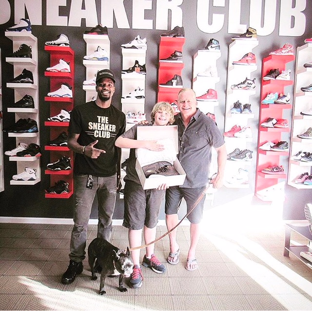 Of Sdvoyager Zack Diego Club Sneaker Moss The San In Downtown Meet 2DHW9IYeE