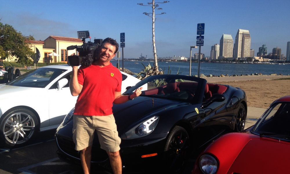 Meet Philip Ferrari Of Ferrari Productions In Carmel Valley   SDVoyager   San  Diego