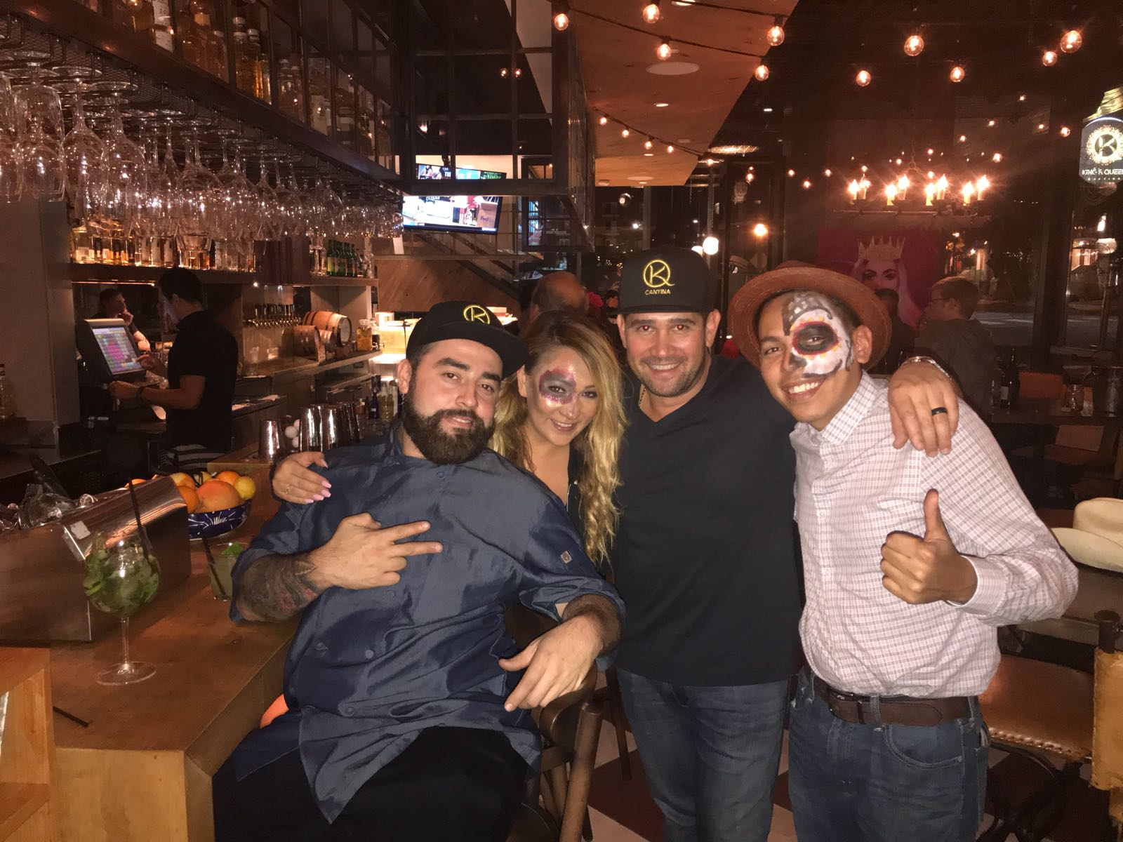 Meet Jorge Cueva Of King And Queen Cantina In Little Italy