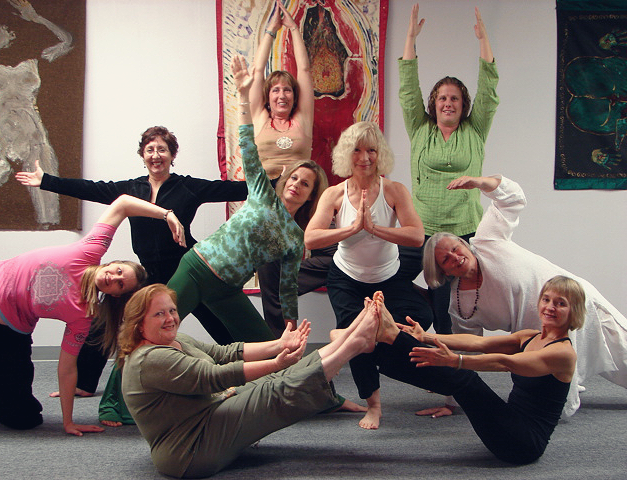 Meet Lanita Varshell Of A Gentle Way Yoga Joyful Movement Center Sdvoyager San Diego