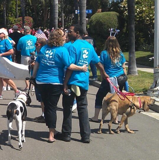 Meet Sarah Thompson of San Diego Humane Society - SDVoyager
